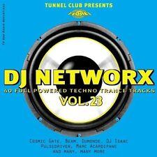 DJ Networx 23 (2004, mixed by DJ Dean) Blank & Jones feat. Elles, DuMon.. [2 CD]