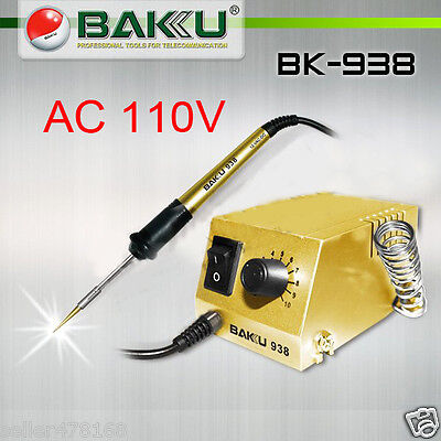 Precision Soldering Iron Replacement Solder for Mini Soldering Station DC 12V 6W