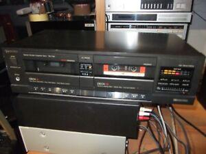 registratore tape dack vintage tecnics rs-t130