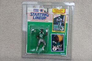 Starting Lineup Reggie White 1990 Philadelphia Eagles NFL NIB