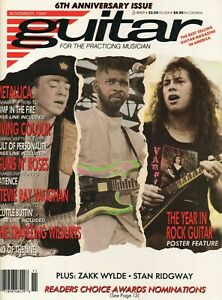1989-November-Guitar-for-the-Practicing-Musician-Vintage-Magazine