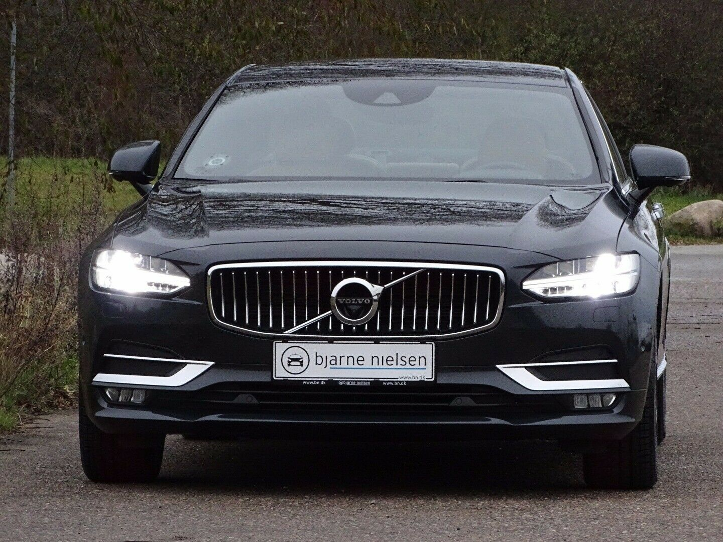 Volvo S90 2,0 T5 254 Inscription aut. - billede 2