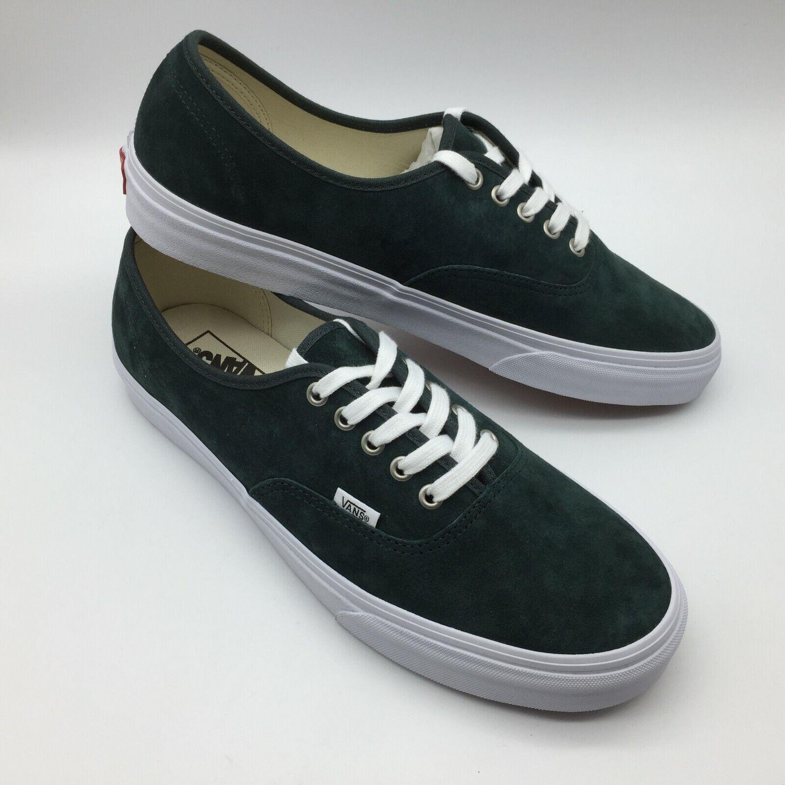 Vans Men Women's shoes  Authentic  Spruce