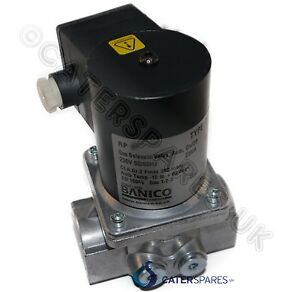 3-4-22MM-GAS-SOLENOID-VALVE-SHUT-OFF-INTERLOCK-ISOLATOR-SPARE-PARTS-240v