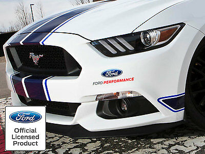 2016-2019 FORD MUSTANG GT350 FORD PERFORMANCE 8 IN VINYL DECAL STICKER GRAPHICS