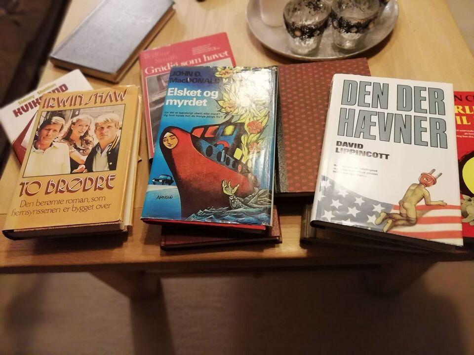 Krimi bøger