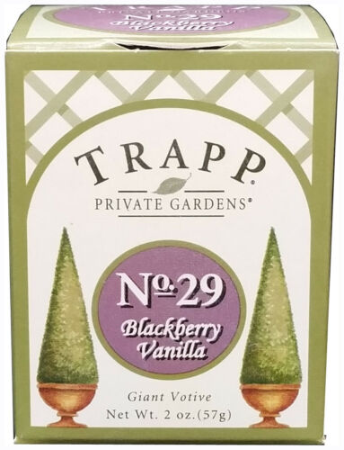 Original Trapp Scented Votive Candle 2 oz. *Discontinued Packaging*