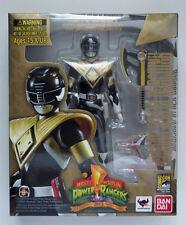 SDCC Comic Con 2014 Exclusive S.H. Figuarts Bandai Black Armored Power Ranger