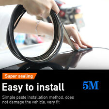 Sunroof Waterproof Rubber Sealing Strips Trim For Auto Car Front Rear Windshield Fits 1994 Saturn Sl2