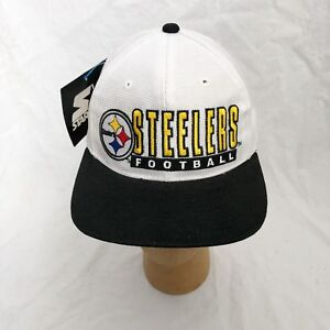 c44ae8b9 Details about vintage pittsburgh steelers starter mesh snapback hat adult  OSFA NWT 90s