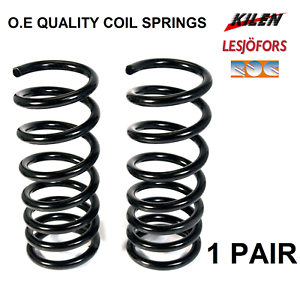 2004-2010 VAUXHALL ASTRA H 2 REAR SUSPENSION COIL SPRINGS PAIR X2 *NEW*