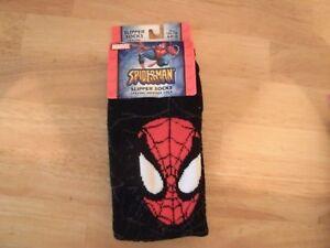 BOYS CHILDREN/'S MARVEL COMICS SPIDERMAN ANKLE SOCKS 12-3 9-12 6-8 1PR £1.50