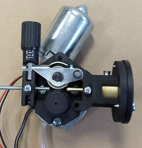 Mig welder complete 2 roll wire feed system 24vdc motor for Lincoln welder wire feed motor