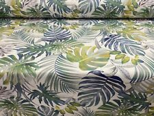 Claude Damson Panama Cotton Fibre Naturelle 140cm wide Curtain Fabric