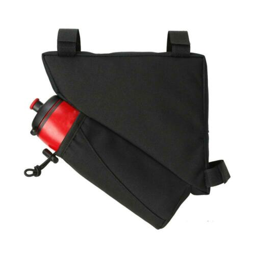Bicycle Cycling Triangle Front Frame Tube Bags Bike Equipment Riding Pannier
