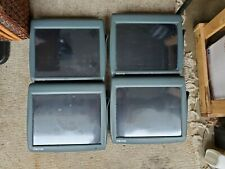 Lot Of 4 Micros Workstation 5 Pos Touchscreens Terminals 400814 001 Untested