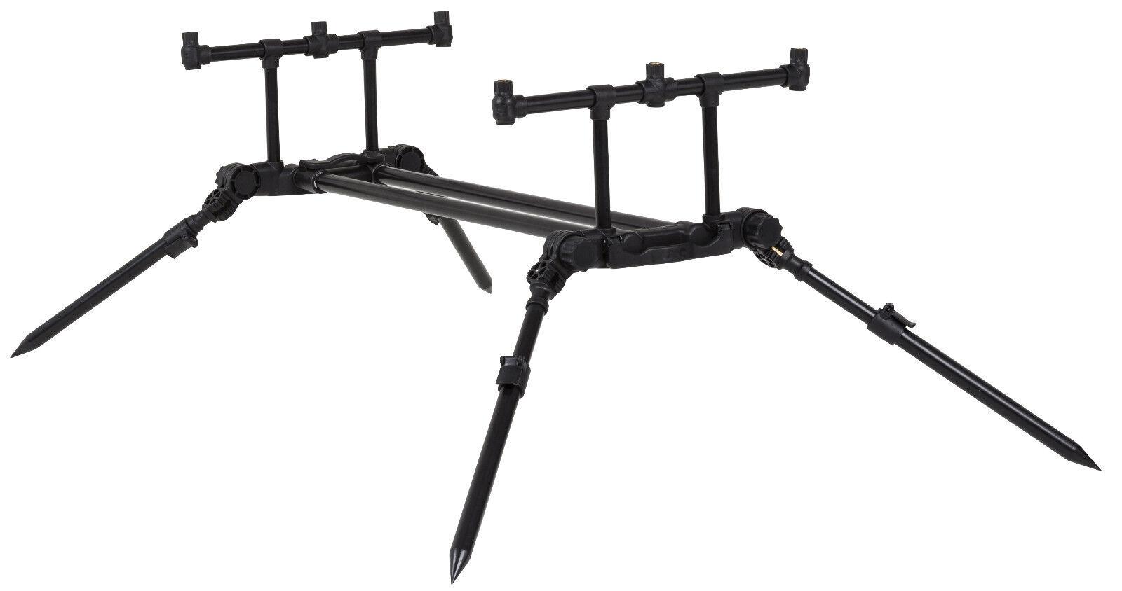 JRC Cocoon pod rodpod rod pod soporte para cañas cañas soporte