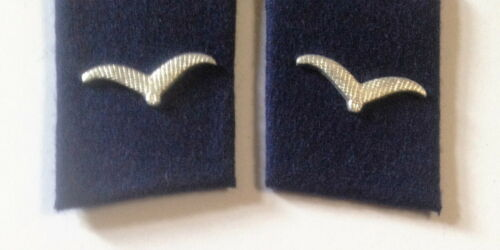German Luftwaffe MEDIC MANN Collar tabs