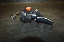 #836 2000 Polaris rmk 700 throttle lever