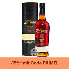 Ron Zacapa 23 Rum Geschenkverpackung- Solera Gran Reserva 40% 0,7L