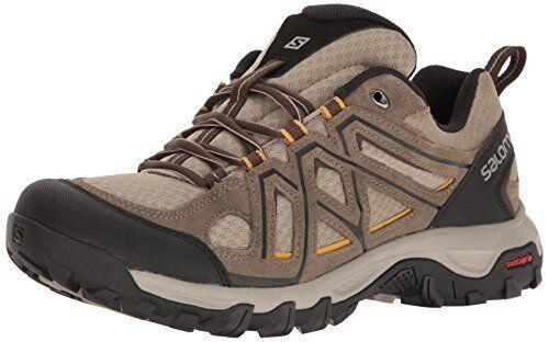 Salomon Mens Evasion 2 Aero Hiking Shoe Select SZColor.