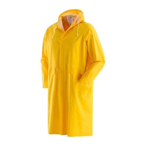 (1816) Cappotto Green Bay Pluvio impermeabile giallo 462050 nuovo (6-1-A-1)