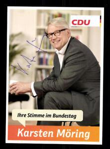 Sammeln & Seltenes Romantisch Karsten Möring Autogrammkarte Original Signiert ## Bc 114397 Politik, Adel & Militär