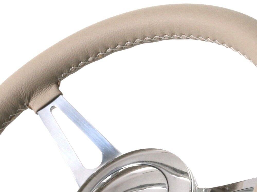 Premium 50563000 Stiefellenkrad Triplex für Regal mit Teleflex Ultraflex Lenkung 50563000 Premium 82302e