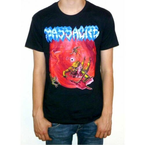 """NEW OFFICIAL promise inhuman condition tshirt Massacre /""""From Beyond/"""" T-shirt"""