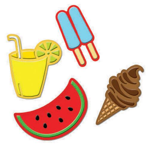 Spellbinders capacidades de dar forma Dulces s4-276 4 Hileras helado de melón Hielo Lolly