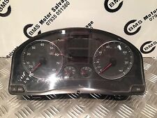 VW GOLF 1.4 16V 2006 INSTRUMENT PANEL/BINNACLE V0021000/VW2720E  1972968