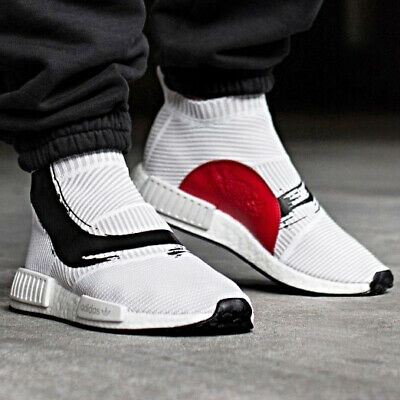 aguacero amenaza Oriental  Adidas NMD CS1 'Koi Fish' White Black Size 7 8 9 10 11 12 13 Mens New  BB9260 | eBay