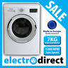 Made in Europe 7kg Front Load Washing Machine with 1200rpm Spin Speed Brand New