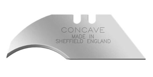 Jewel Made in SHEFFIELD Straight Concave Hooked Convexe Heavy Duty Trimming Bords