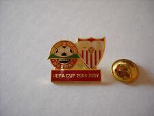 a1 SHAKHTAR DONETSK - SEVILLA cup uefa europa league 2007 spilla football pins