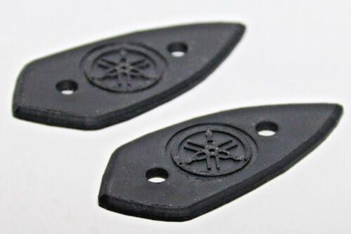 YAMAHA FZ1 Fazer FZ1000 FZ 1 1000 FZS FZS1000 Mirror Base Block off Plate Black