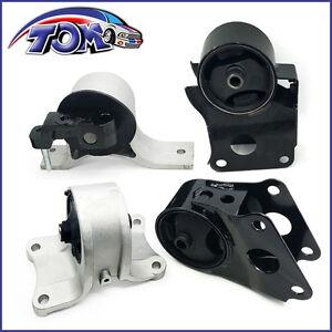 Brand new set of engine motor and transmission mounts for for New motor and transmission