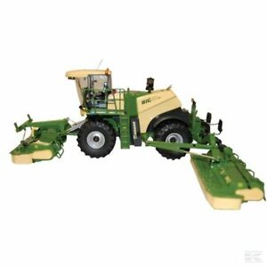 Details about Ros Krone BIG M500 Mower 1:32 Scale Model Toy Gift Christmas