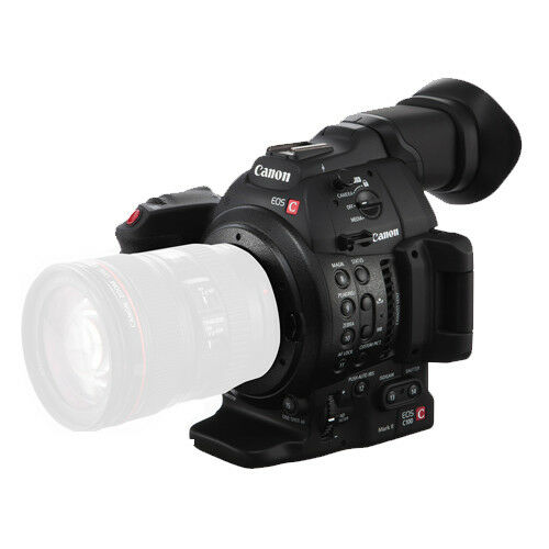 Brand NEW Canon EOS C100 Mark II Body EF Cinema EOS Camera with CMOS AF