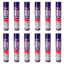 Great Stuff 11000714 Pestblock Insulation Foam Sealant 12 Oz
