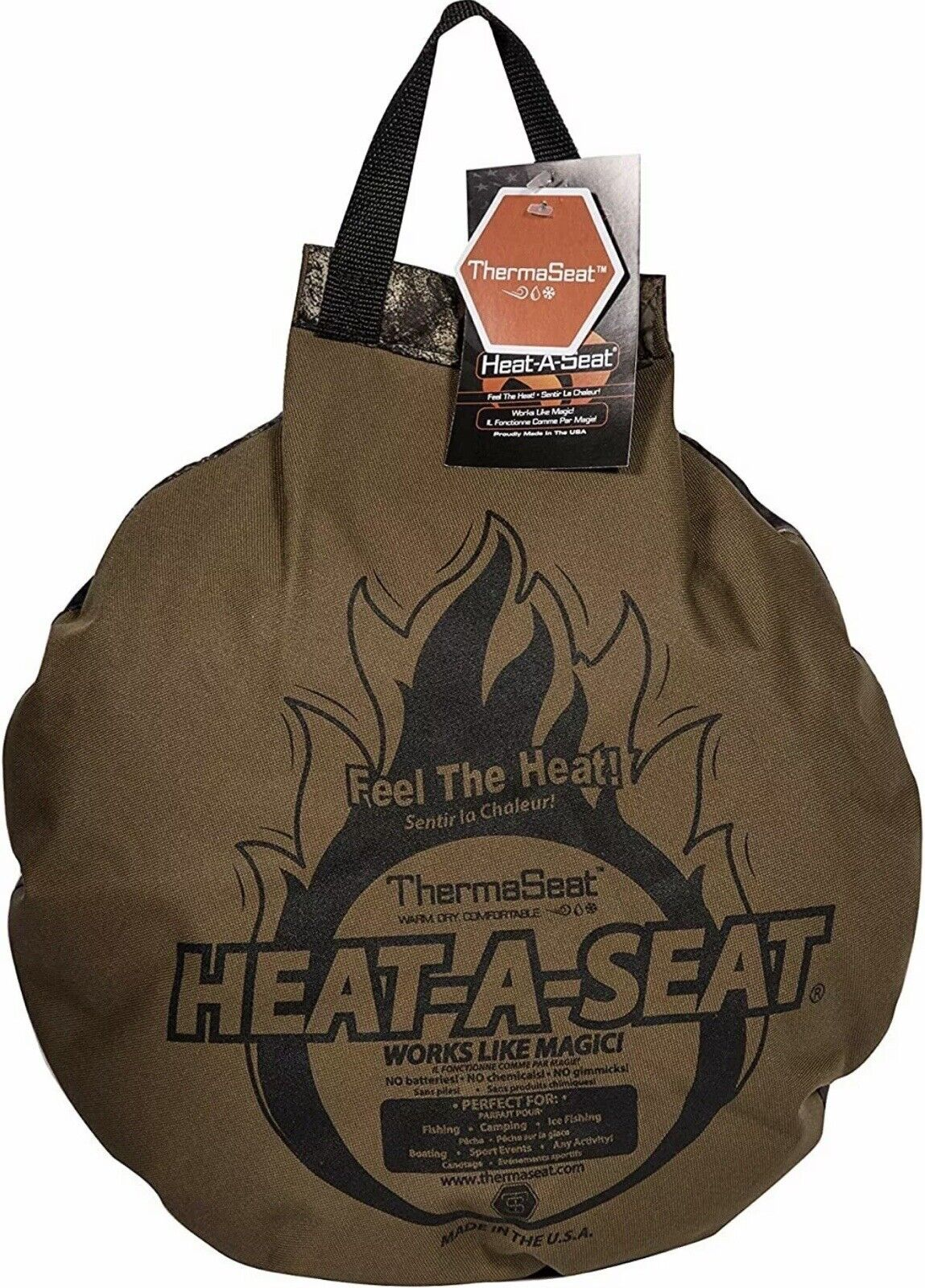 Northeast Products Therm-A-Seat Coussin Chauffant pour si/ège de Chasse