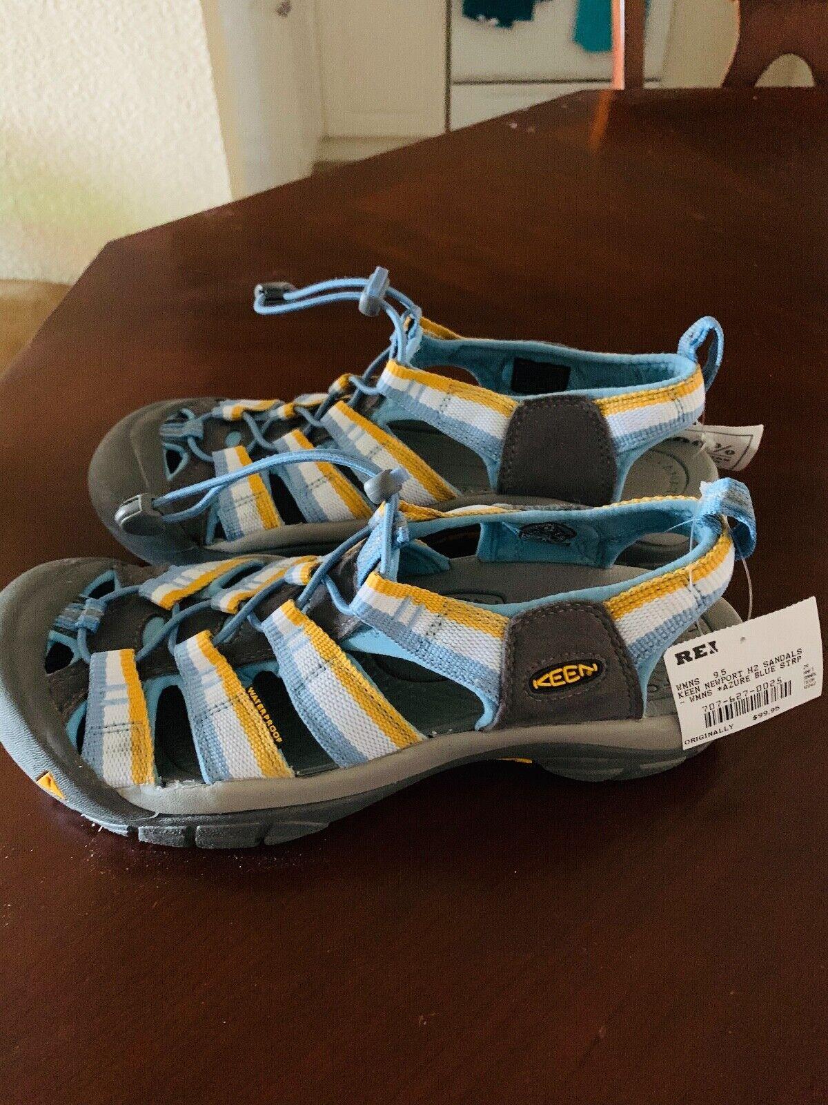Donna Keen sandals Dimensione 9  5  nuovo dal negozio REI.  vendite dirette della fabbrica