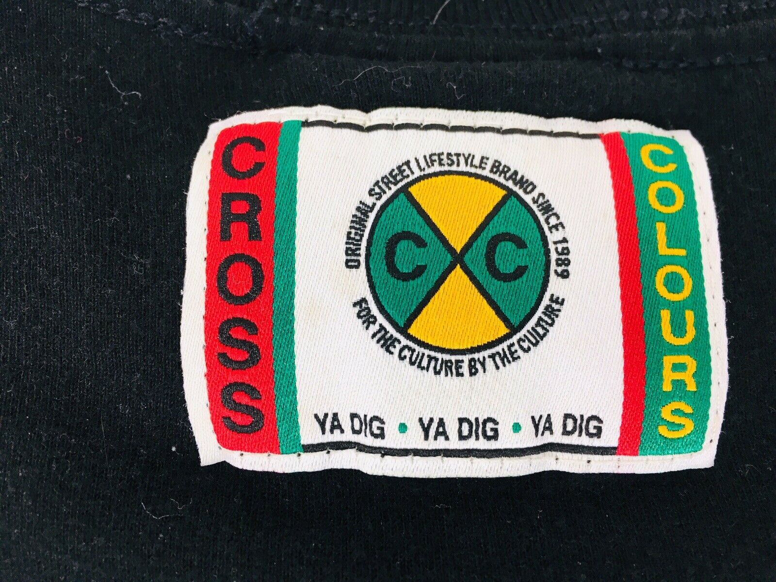Vintage Cross Colours shirt TLC shirt Hip Hop Rap… - image 3