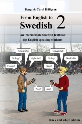 Hallgren Bengt-From English To Swedish 2 (US IMPORT) BOOK NEW