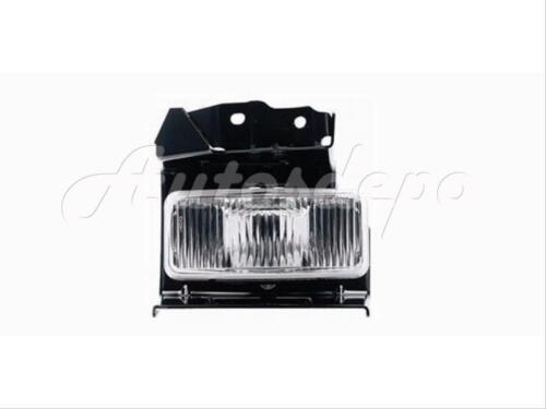 For 1995-1998 Explorer W//O Limited Package Front Bumper Fog Light Rh New
