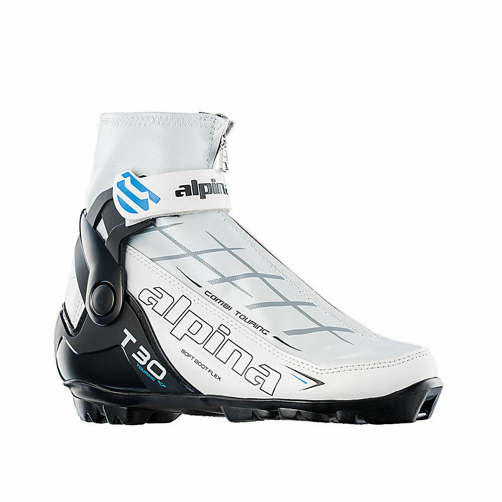 NEW ALPINA T30  EVE 5523-1K CROSS COUNTRY NNN women's SKI BOOTS - 39, 41  save 60% discount