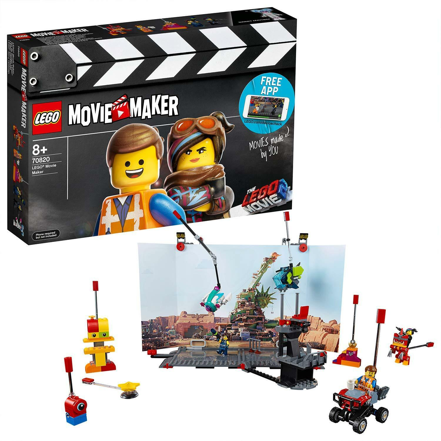 LEGO THE LEGO MOVIE 2 70820  Movie Maker NEUHEIT 2018 OVP,