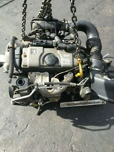 2004-PEUGEOT-CITROEN-1-4-KFW-ENGINE-FULL-CAR-IN-FOR-SPARES-MILEAGE-62-039-000