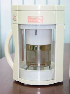 Sojamilchbereiter-Sojamilchmaschine-Sojamaker-elektrisch-Sojamilch-Zubereiter