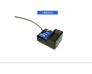 For RC Car Boat Flysky GT5 2.4G 6CH Transmitter with BS6 Receiver Gyro Fail-Safe